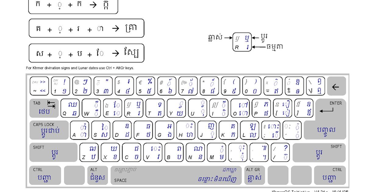 100+ Khmer Unicode For Windows 7 Keyboard Layout HD Wallpapers – My