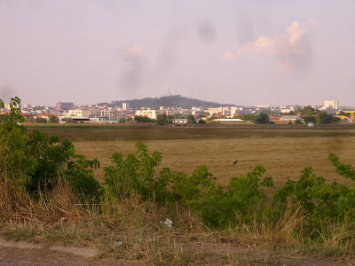 Yambol City From A Distance