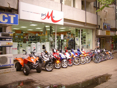 Yambol Electrical White Goods Stores Selling Buggies And Motorbikes