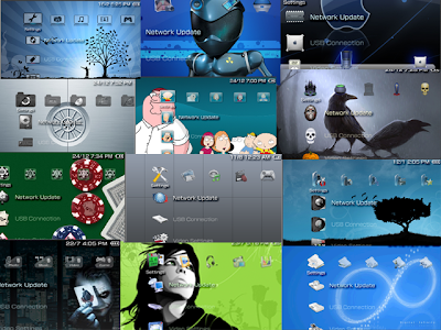 Free Download Sony PSP Themes