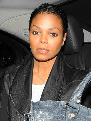 Janet Jackson Goes Super Short With New Do And People Doing Double Takes
