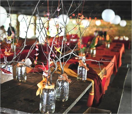 October Outdoor Wedding Ideas: Something Green: September 2010