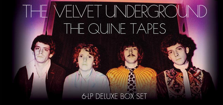Stupefaction Velvets Quine Tapes To Get Vinyl Treatment