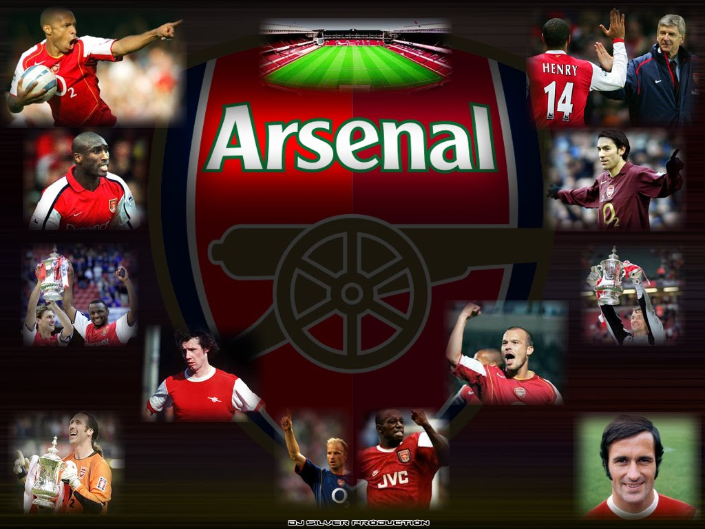 Football Clubs: Football Wallpapers: Arsenal