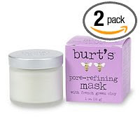 Burt Bee's pore refining mask