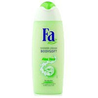 Fa Shower Cream - Yoghurt Aloe Vera for dry skin
