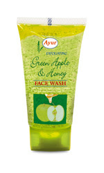 Ayur Green Apple and Honey Face Gel