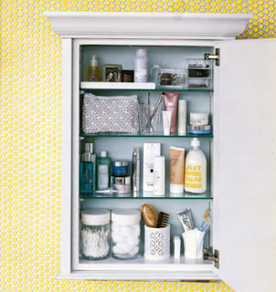 makeup cabinet