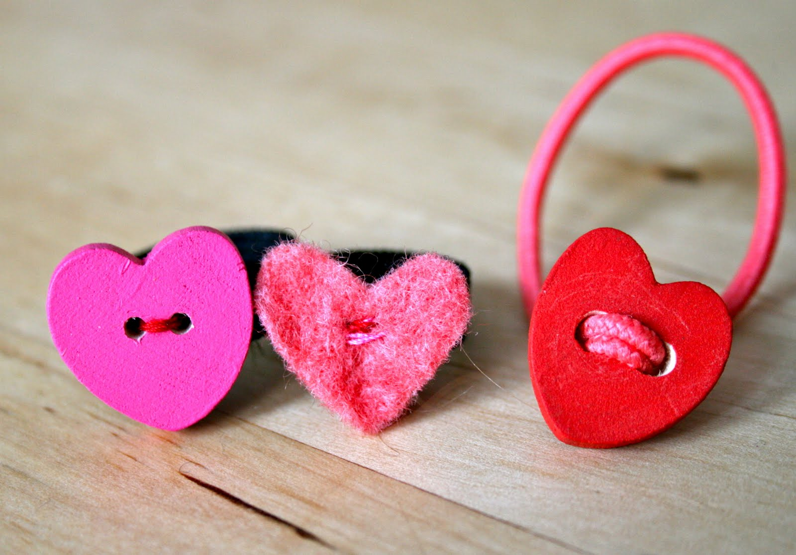 Red Bird Crafts: Rings And Things :: A Valentine's Day
