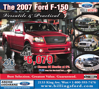 Archie Cochrane Ford >> Ford Products And Specials From Archie Cochrane Ford In