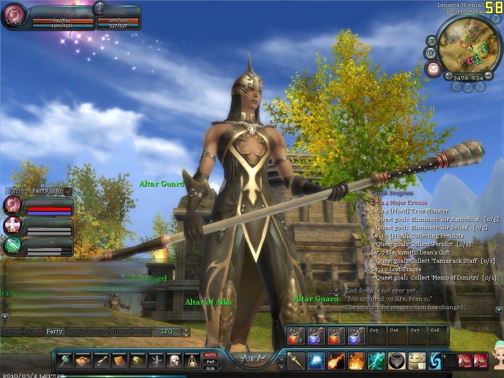 Online Spiele Rpg