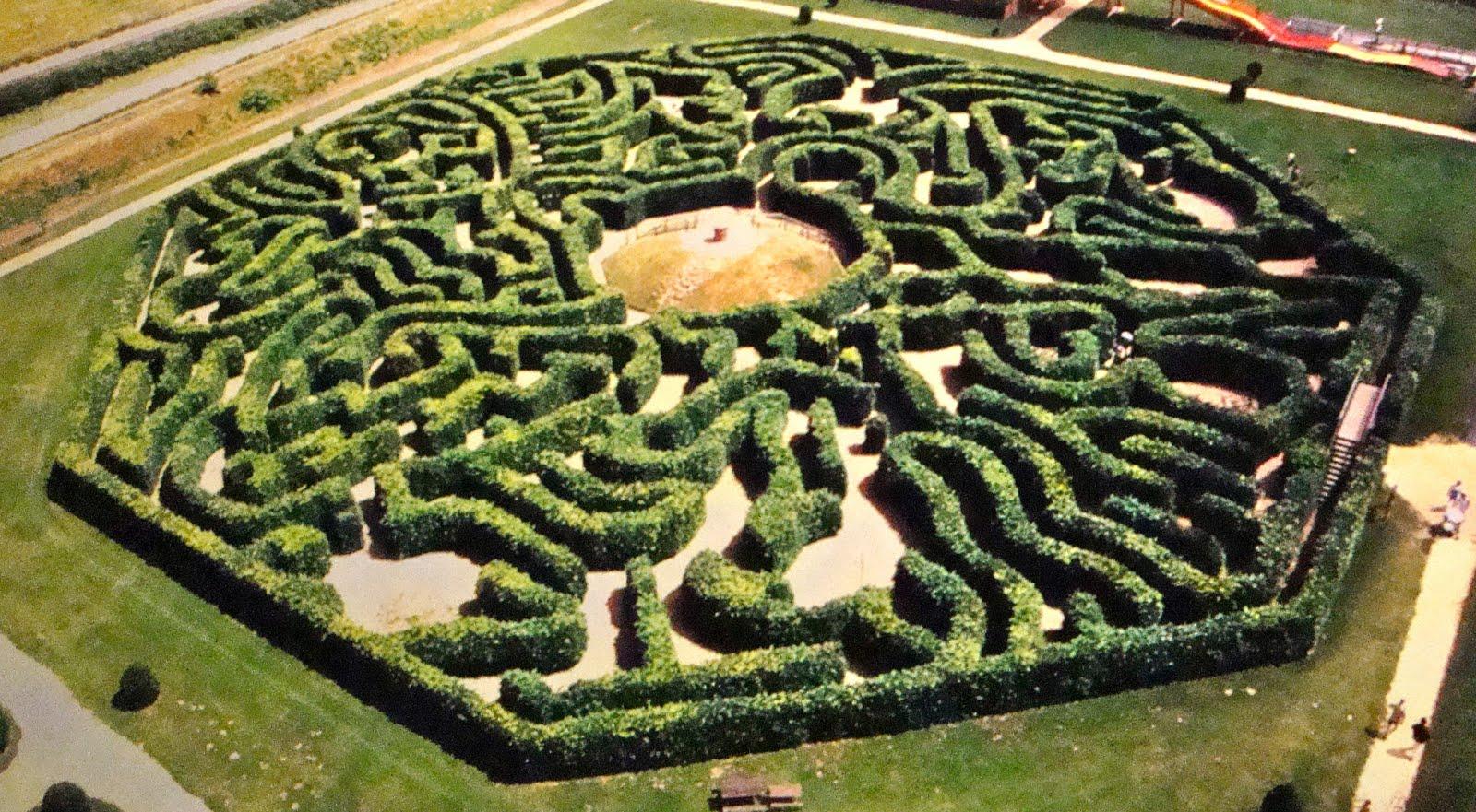 Little Things  Big Things     Labyrinth  3