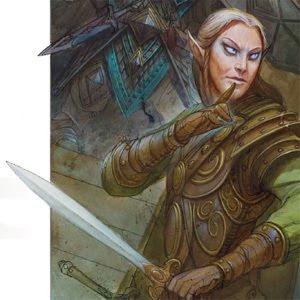 Pathfinder Elf Race
