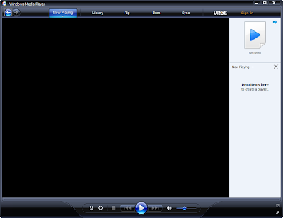 Windows Media Player XP