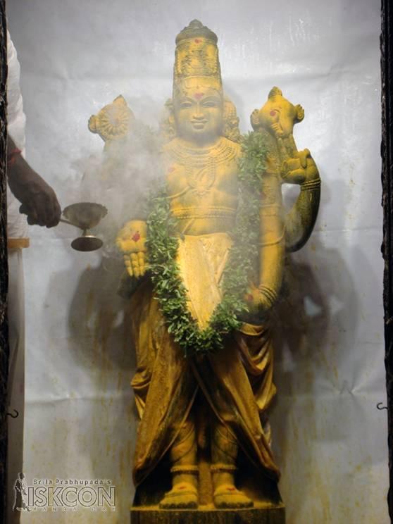 Iskcon Lord Venkateswara Pictures Very Beautifull Myclipta