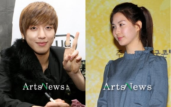 cnblue yonghwa and snsd seohyun dating