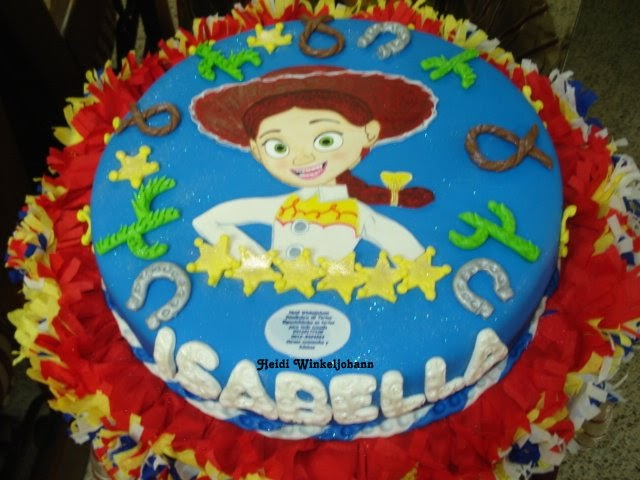 Tortas Infantiles Y Gelatinas Decoradas De Heidi Winkeljohann Toy Story