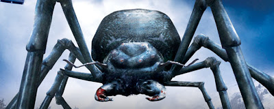 Scary Film Review: Ice Spiders Review
