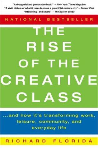 Creative Class: A Short Summary of the Theory