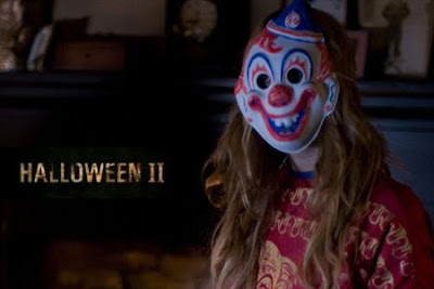 Rob Zombie Halloween Clown Mask.Halloween 2 Teaser Trailer
