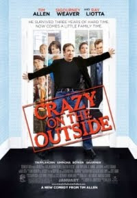 Crazy on the outside le film