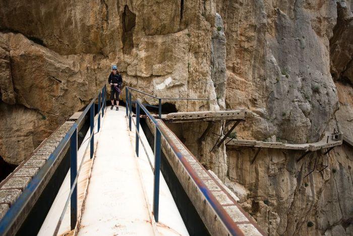 El Caminito Del Rey Or The King S Little Pathway