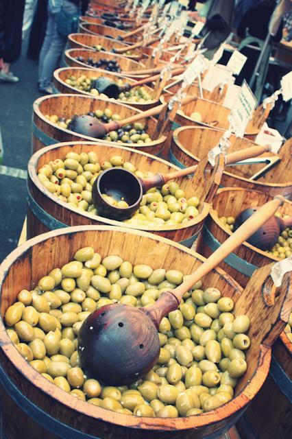 Balade dans le marché de Borough Market - Londres