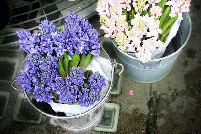 Boutique de fleurs Liberty - Londres