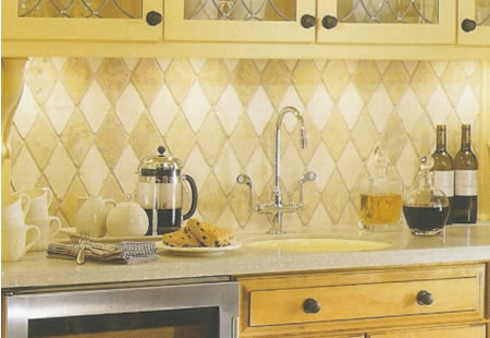 Design Notes Kitchen Makeover On A Budget Counters And Tile