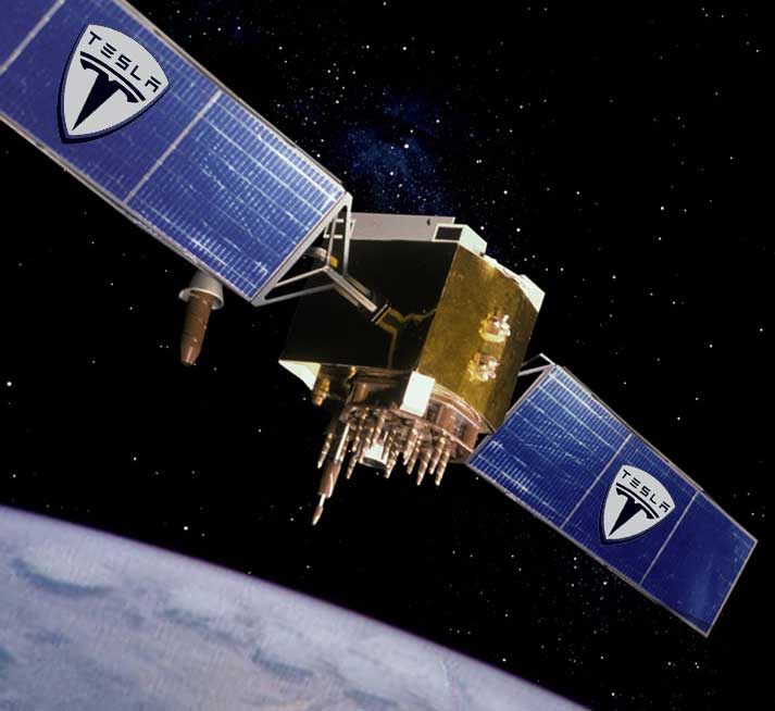 Tesla Satellite