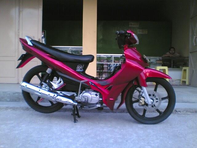Modif Motor Yamaha: Modifikasi Motor Yamaha Jupiter CW Klaten