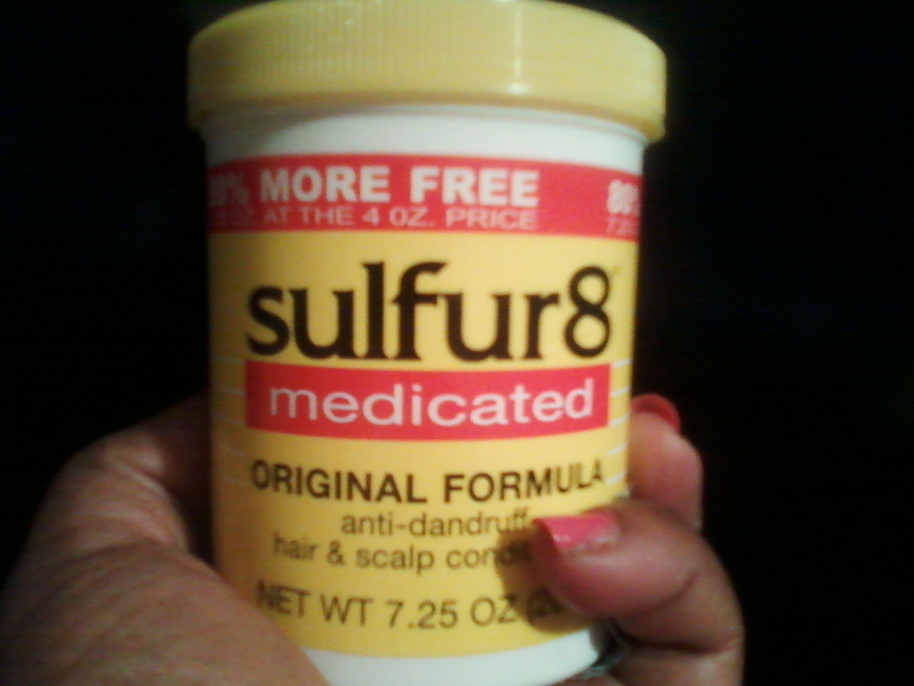 Sulfur 8 Hair Products Do They Make Your Grow