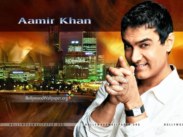 Amir Khan Wallpapers 2011