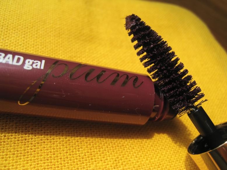 9eef2f5b1b8 Benefit Cosmetics BADgal Plum Mascara | The Non-Blonde