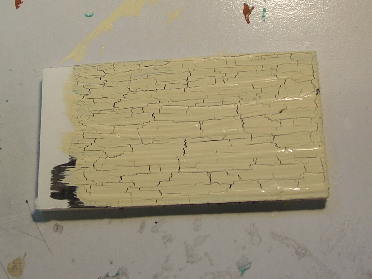 Make The Best of Things: Crackle Paint with Elmer's Glue ...