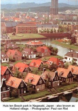 Huis ten Bosch park