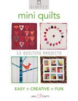 Simply Mini Quilts by Lark Books