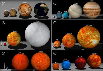 how are planets and moons different from stars - photo #21