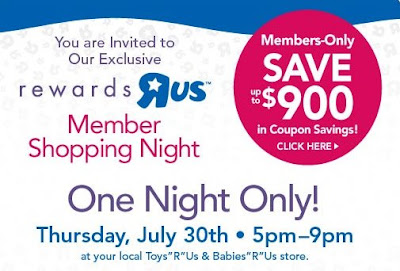 Rewards R Us is a FREE program designed to rewards our most loyal customers for the purchases they make at Toys R Us and Babies R Us and Reggies stores, and online at apssocial.ml, and apssocial.ml Rewards may include exclusive access to promotional events, as well as exclusive specials on certain products to be determined from.