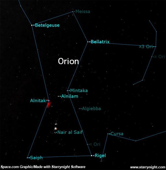 orion gemini and taurus relationship