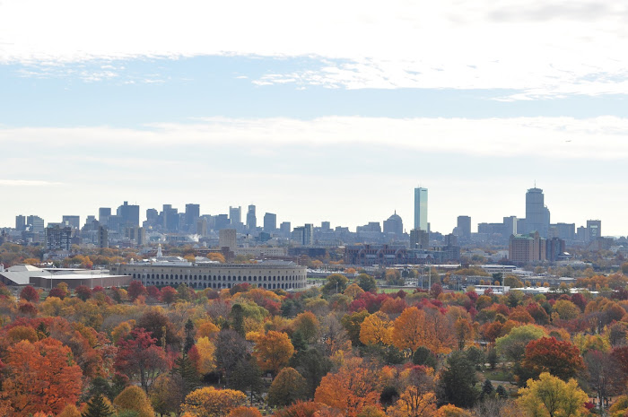 The Reversed View of Massachusetts: Washington Tower @ Mt ...