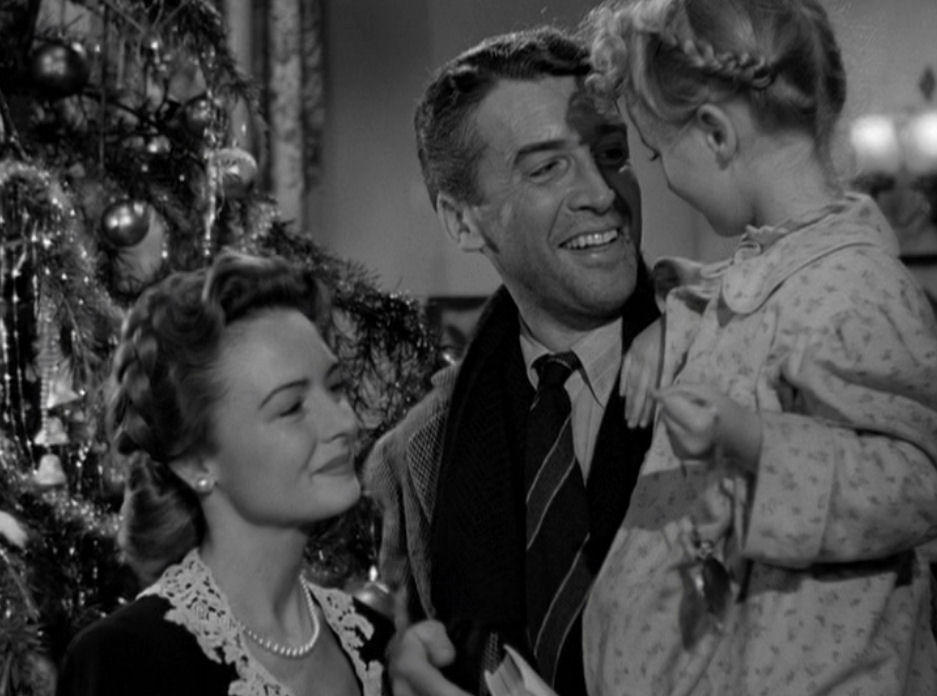 who played the angel in its a wonderful life