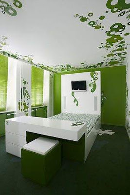 creative bedroom designs