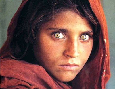 curious afghan girl mystery solved curious funny photos pictures