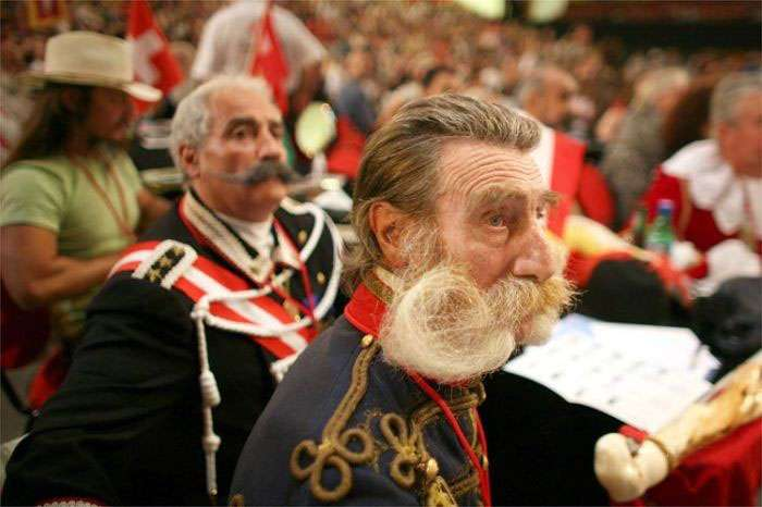 World beard and moustache competition 2007