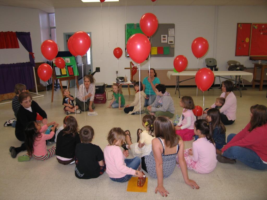 Peoples Umc News New Pentecost Sunday School Unit
