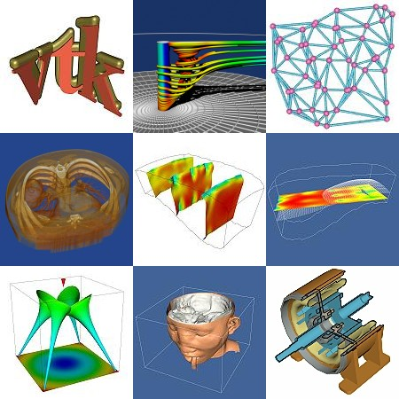 VTK is an open-source, freely available software system for