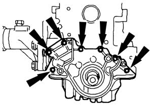 Ford Mondeo Cooling System Service Manuals