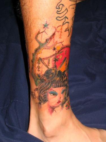 Tattoo Makers Chinese Tattoo Design