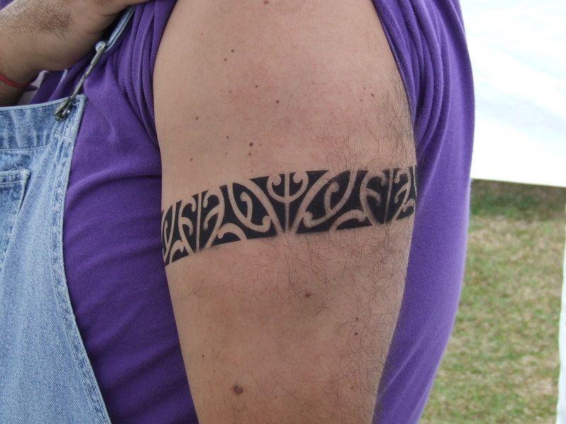Pricipessas Tattoo Fotos De Tatuajes Tatuajes Tribales En Los Brazos - Tatuajes-de-brazaletes-para-el-brazo